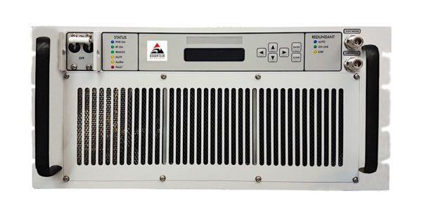 Ku Band 300W400W500W SSPA SSPB Rackmount GaN-2018